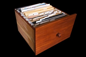 Documents drawer